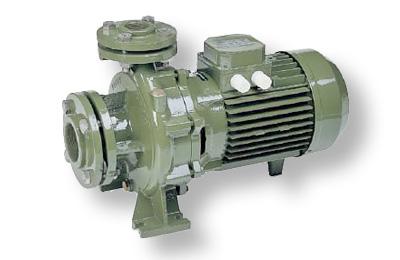Центробежные насосы для чистой воды SAER - моноблочная конструкция